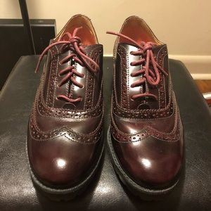 Sperrys Oxford shoes